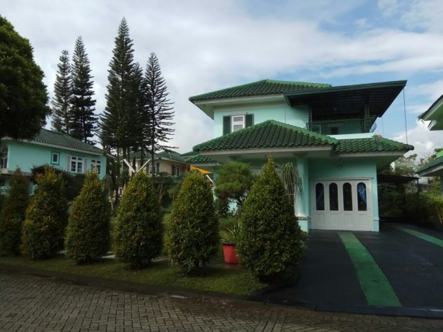 villa puncak resort Kintamani 18